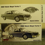 gmp diecastmuscle.com 1987 buick turbo t