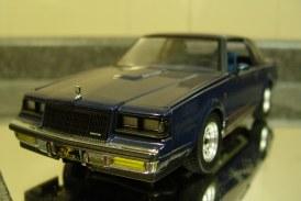 1:18 Scale GMP 8102 Buick Regal Turbo T
