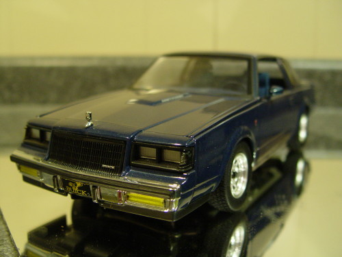 gmp 8102 blue buick regal