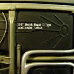 gmp special edition buick regal