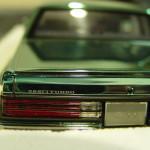 diecastmuscle.com chrome blue buick regal