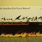 gmp 1986 buick grand national diecast car