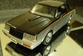 1:18 Scale GMP G1800212 Molly Designs 1987 Buick Grand National
