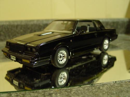 1987 buick we4 model