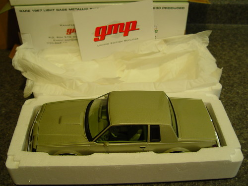 gmp G1800214 1987 sage buick turbo t
