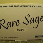 rare sage