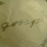 gmp diecast car tissue wrap