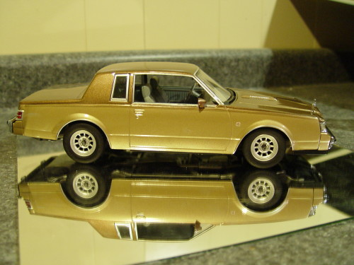 gmp two tone brown buick regal turbo t limited