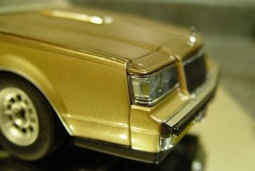 1:18 Scale GMP G1800216 Ultra Rare D84 Two Tone Brown