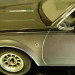 epitome Buick Regal two tone gray silver