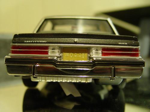 gmp g1800217 D84 Buick gray silver