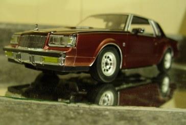 1:18 Scale GMP G1800219 Ultra Rare D84 Two Tone Red