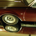 gmp D84 two tone rosewood buick model