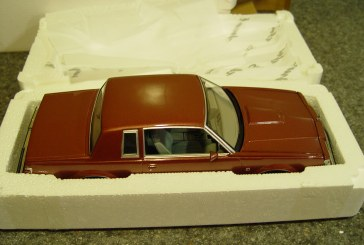 1:18 Scale GMP G1800220 Ultra Rare D84 Buick Rosewood Special