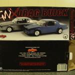 gmp blue buick gnx replica