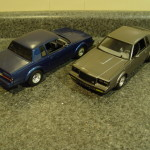 gmp streetfighter drag buick gnx