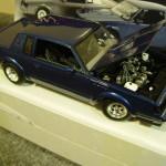 gmp g1800222 gnx drag buick diecast car