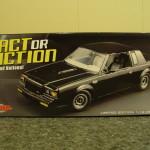 gmp FBI 1987 buick grand national diecast car