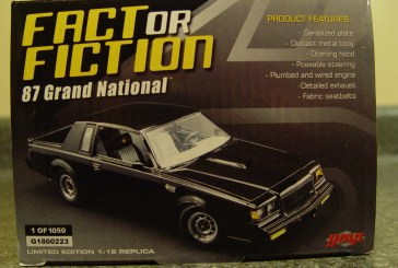 1:18 Scale GMP G1800223 Fact or Fiction 87 Grand National