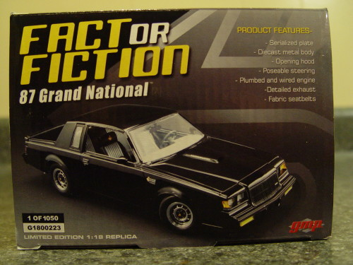fact or fiction 87 grand national