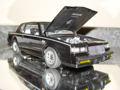 GMP fact or fiction diecast