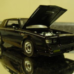 GMP FBI car