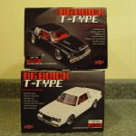 gmp 86 buick t-type 1:18 replica
