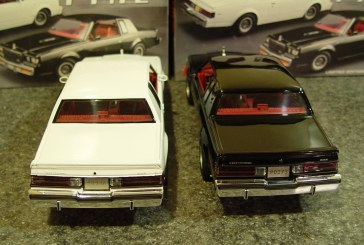 1:18 Scale GMP G1800224-225 86 Buick T-Types