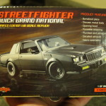 gmp last turbo buick regal diecast
