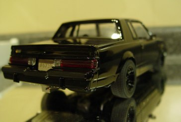 1:18 Scale GMP G1800226 Streetfighter Buick Grand National