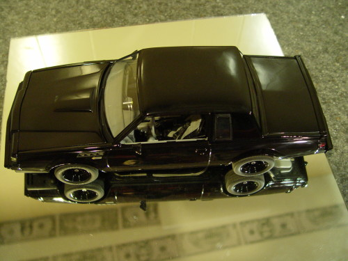 streetfighter buick grand national diecast