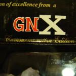 GMP 8103 1987 buick GNX diecast car