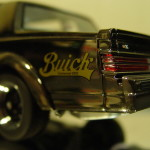 GMP black chrome buick GNX