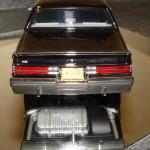 2003 Buick Centennial 1987 GNX diecast