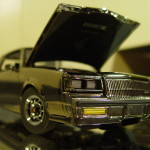 GMP 8001B 1987 Buick diecast model car
