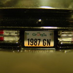 gmp 1987 buick GN