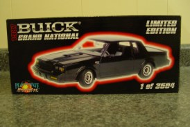 1:18 Scale GMP 8001 1987 Buick Grand National