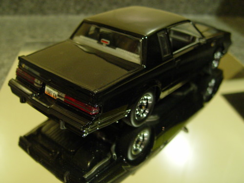 gmp diecast buick grand national