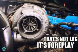 no turbo lag
