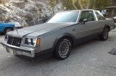 The First Buick Grand National: 1982