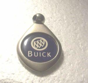 Fetgley Buick Dealership Keychain