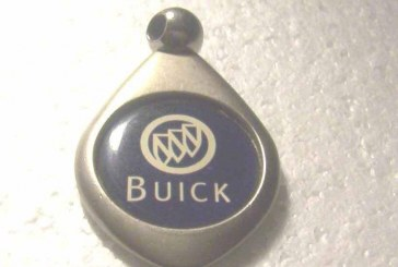 More Buick Keychains