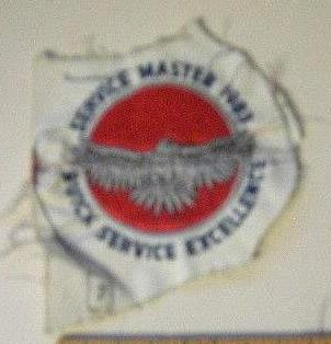 SERVICE MASTER 1983 BUICK SERVICE EXCELLENCE PATCH