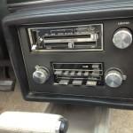buick ac radio controls