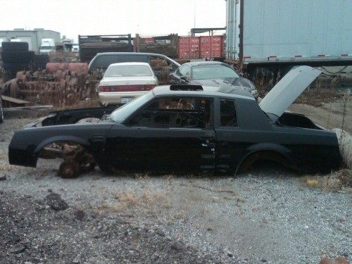 buick for parts