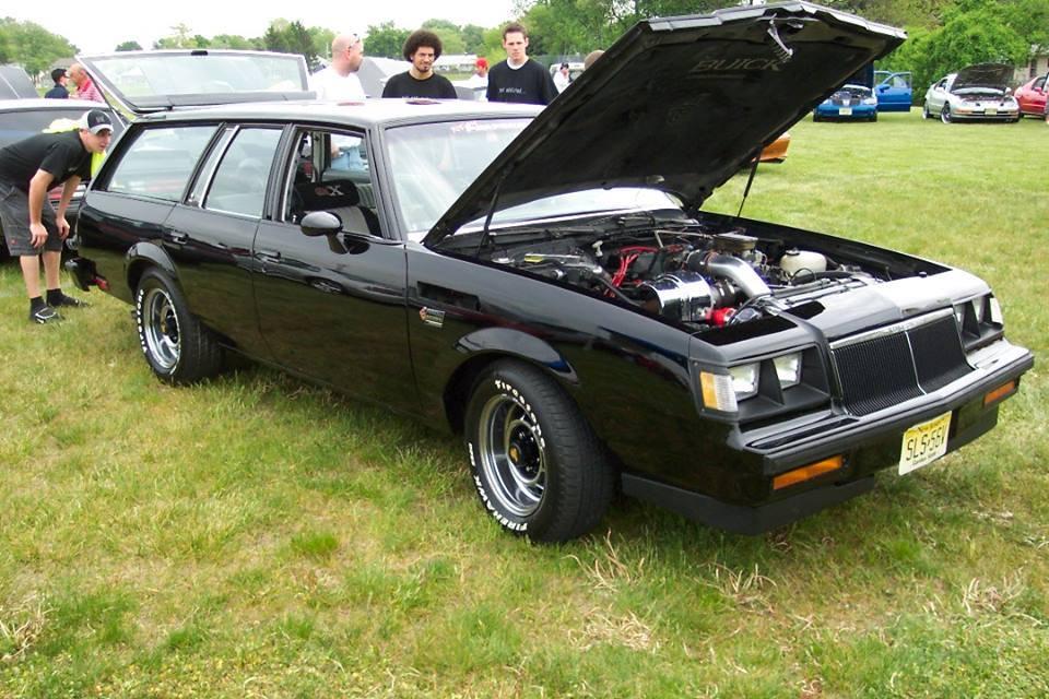 Grand National Car 2015 >> Buick Grand National Station Wagon