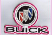 Buick Nameplate Logo Patch