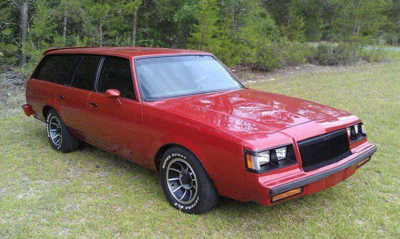 Buick Grand National Station Wagon