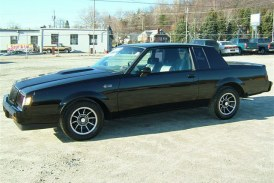 All Them Black Cars: Buick Grand National
