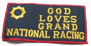 god loves grand national racing